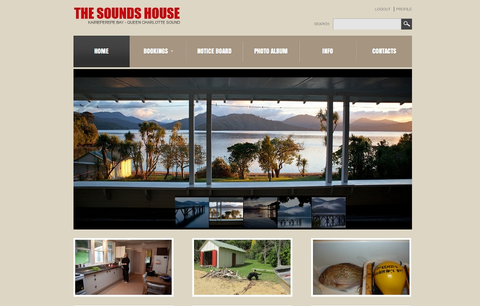 The Sounds House